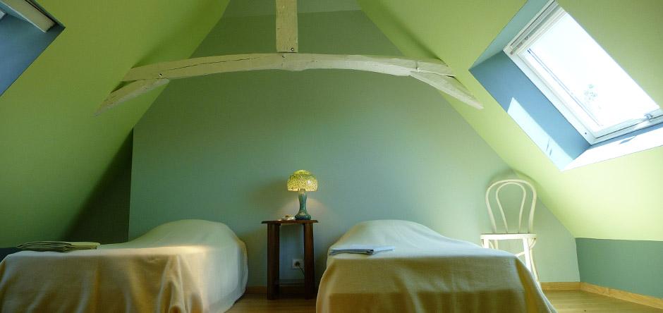 Gite et chambres modernes, confortables et entièrement rénovées.